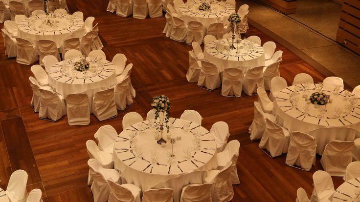 Δεξίωση γάμου στο Μέγαρο Μουσικής Αθηνών!